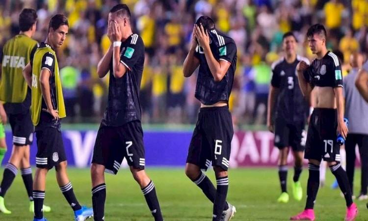 México pierde en la final del Mundial Sub 17