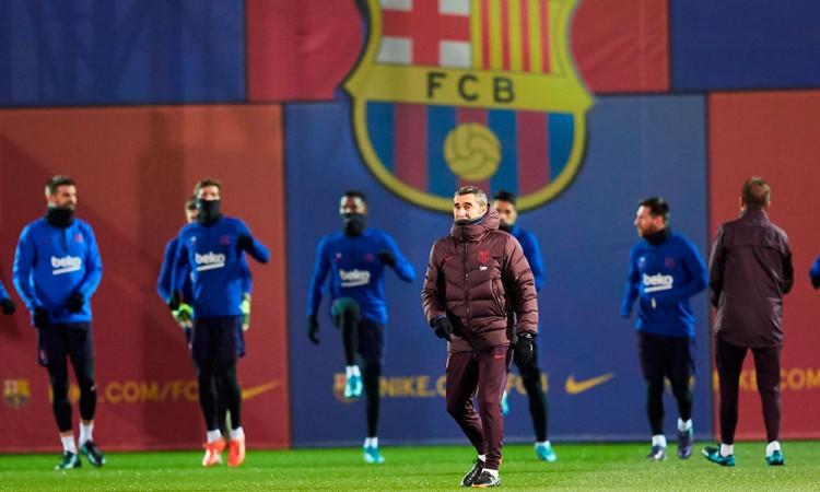 El Barça, por el derbi; el Madrid va a Getafe