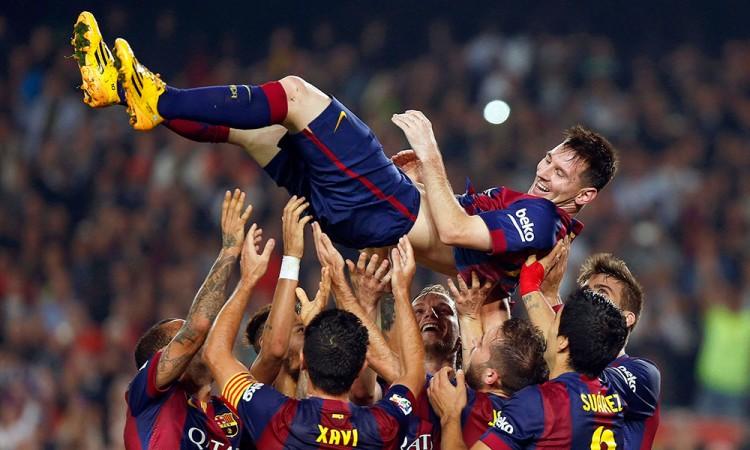 Los 12 retos de Lionel Messi para el 2020