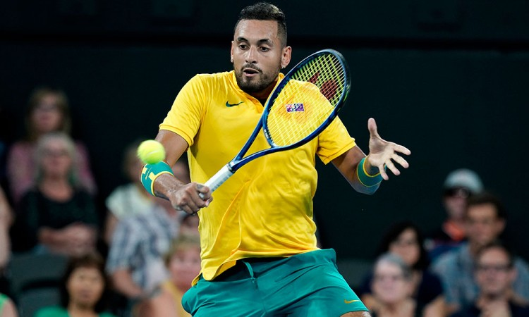 Australia enfrenta a Gran Bretaña en cuartos de la copa ATP