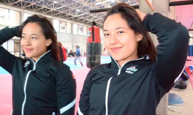 Quiero ser guerrera e inspirar a nuevas generaciones: Ibáñez