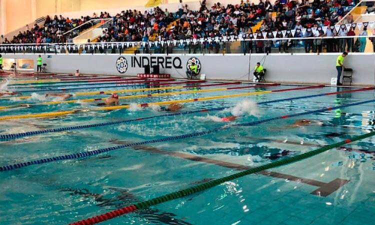 Nadadores poblanos, presentes en la Copa Heller
