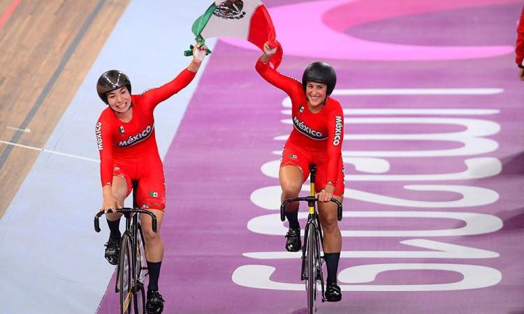 Gaxiola y Salazar llegan al octavo puesto de Campeonato Mundial