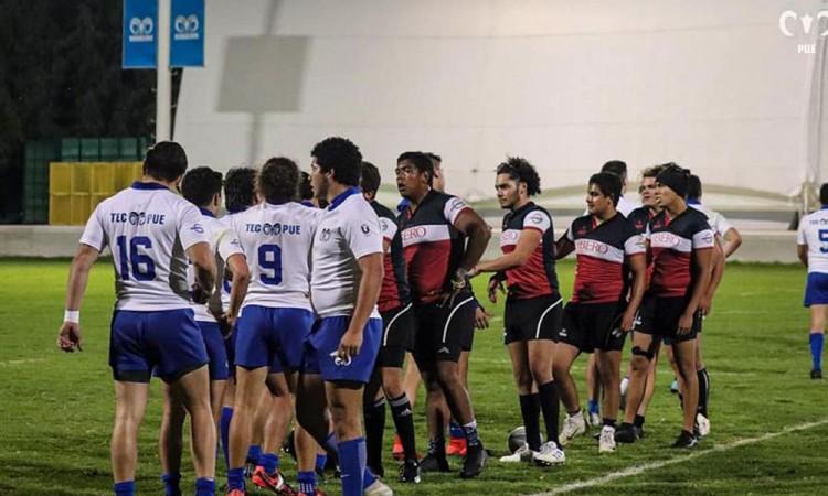 Los Borregos dominan el rugby universitario