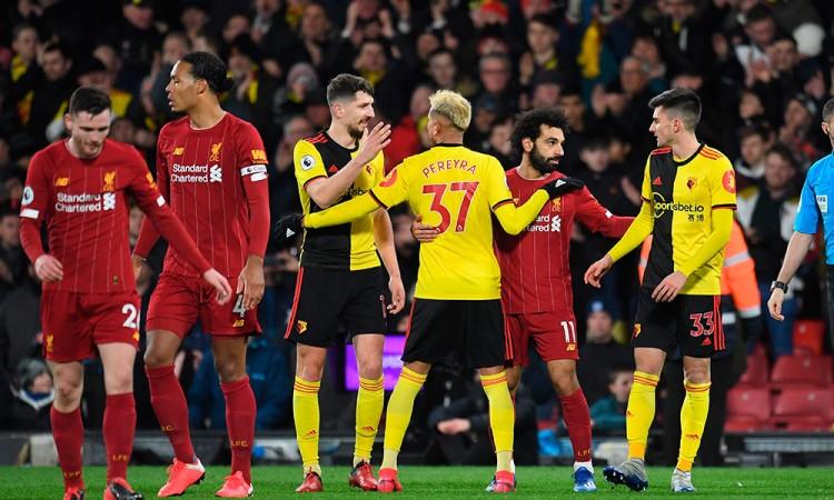 ¡Increíble! Liverpool perdió Premier League