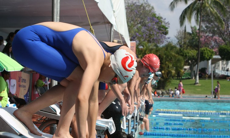 Arranca Arena Grand Prix de Natación JR