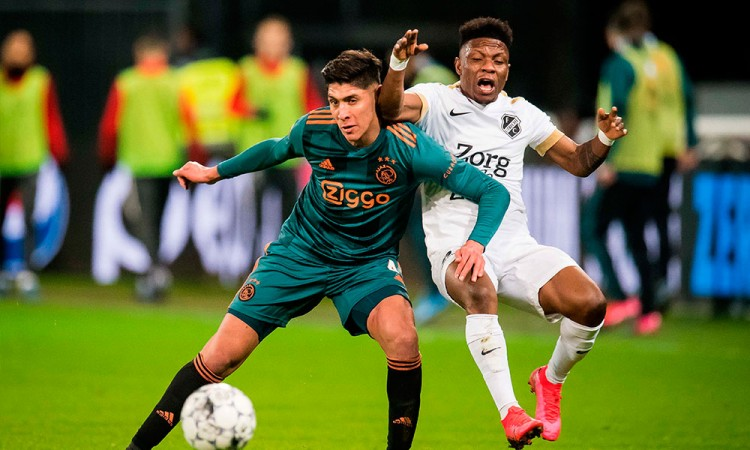 Cae en semifinales Ajax ante el Utrecht