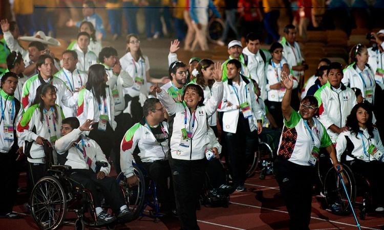 México tiene 36 plazas a Juegos Paralímpicos 2020