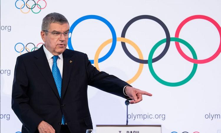 Ni cancelar ni posponer Tokio 2020 están sobre la mesa: Thomas Bach