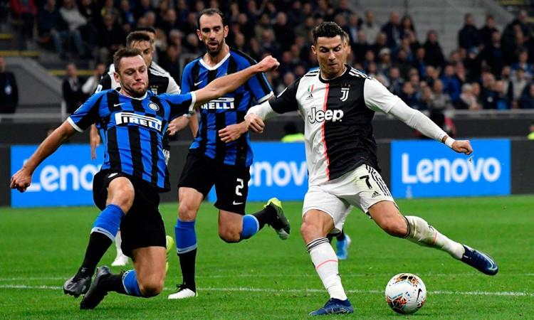 Por fin... el Juve-Inter se jugará hoy, pero a puerta cerrada