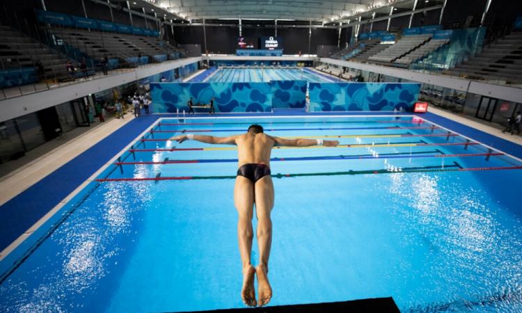 Atletas olímpicos mexicanos son enviados a casa para evitar contagio