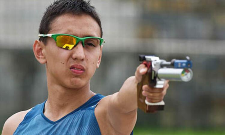 Emiliano Hernández, a repetir la hazaña de su hermano Ismael en Río 2016