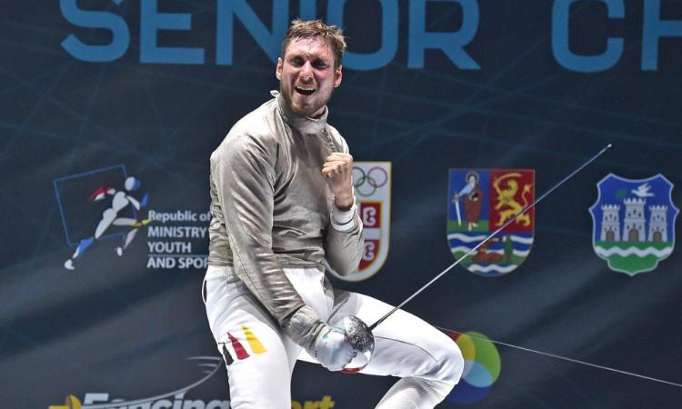 Atleta alemán renuncia a la antorcha y a participar en los Juegos Olímpicos