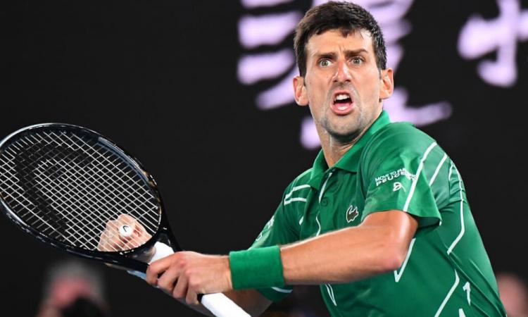 Novak Djokovic pide que se ayude a los médicos del mundo