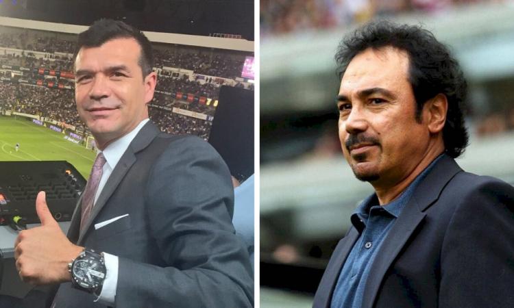 Hugo Sánchez y Jared Borgetti piden hacer equipo contra el coronavirus