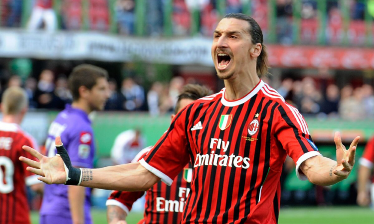 Con aplazamientos, Ibrahimovic no concluiría la Serie A con el Milan