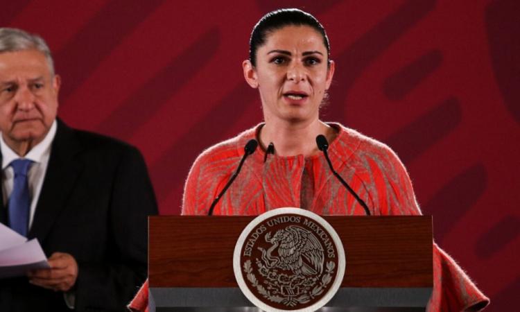 Lo más importante es la salud, y apoyamos al COI: Ana Gabriela Guevara
