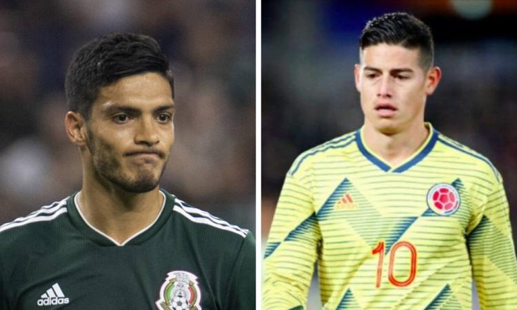 Cancelan amistoso entre Colombia y México en suelo estadounidense
