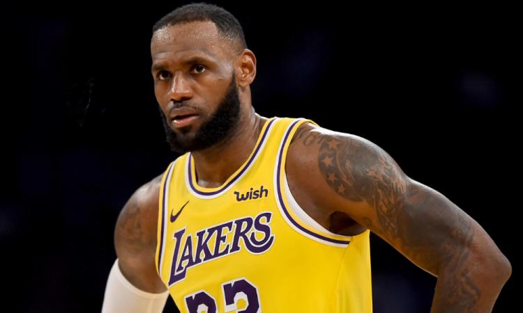 LeBron James reafirma su disgusto para reaundar la NBA sin público