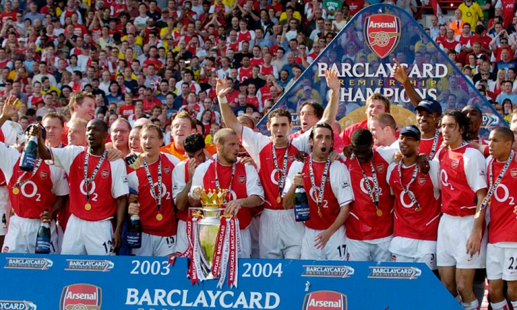 Este documental del Arsenal sobre el equipo invencible te sacará del aburrimiento