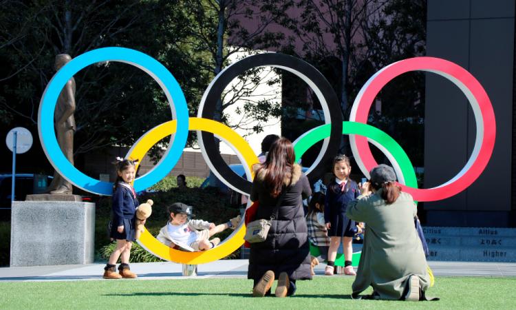 Los Juegos Olímpicos de Tokio serían entre marzo y abril del 2021
