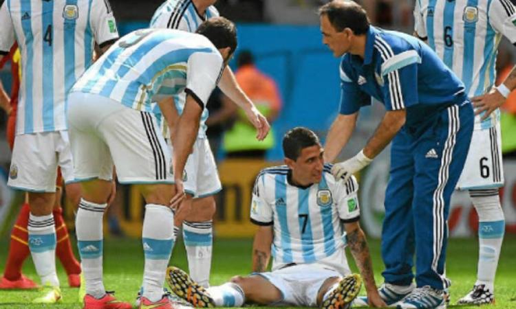 Di María rompió la carta del Madrid que le pedía no jugar la final del Mundial