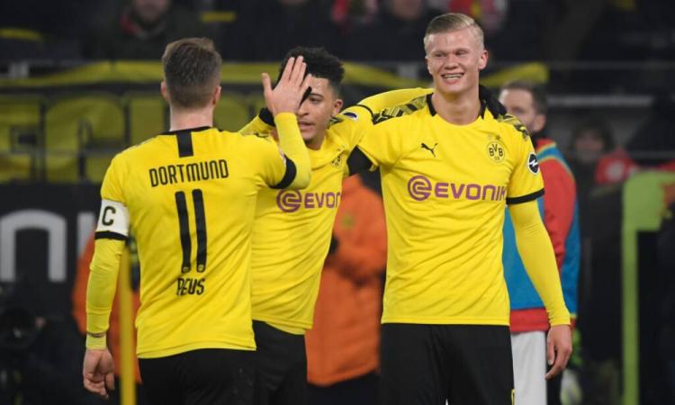 El Dortmund volverá a los entrenamientos a pesar del coronavirus