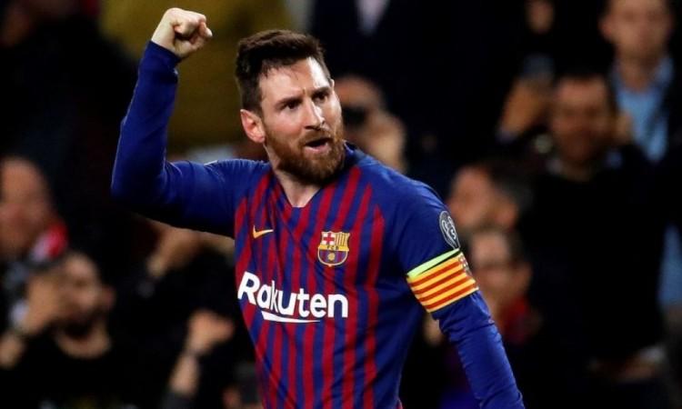 Jugadores del Barça se bajan el sueldo por Covid-19