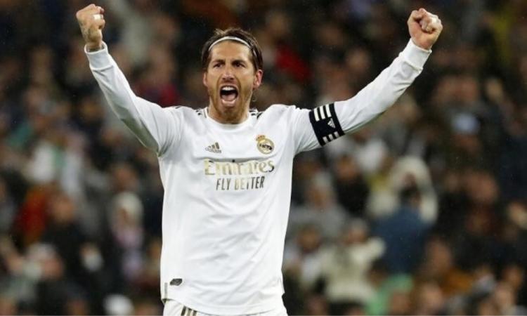 Sergio Ramos, una leyenda del madridismo y España está de fiesta