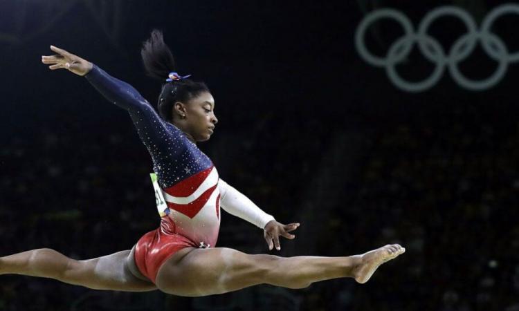 El reto de Simone Biles tras el aplazamiento de lo Juegos Olímpicos