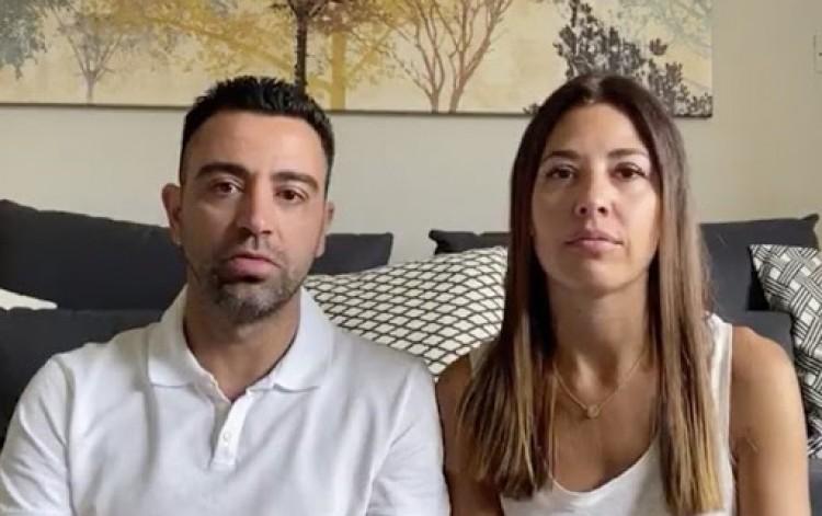 Xavi Hernández donará un millón de euros a la Clínica de Barcelona