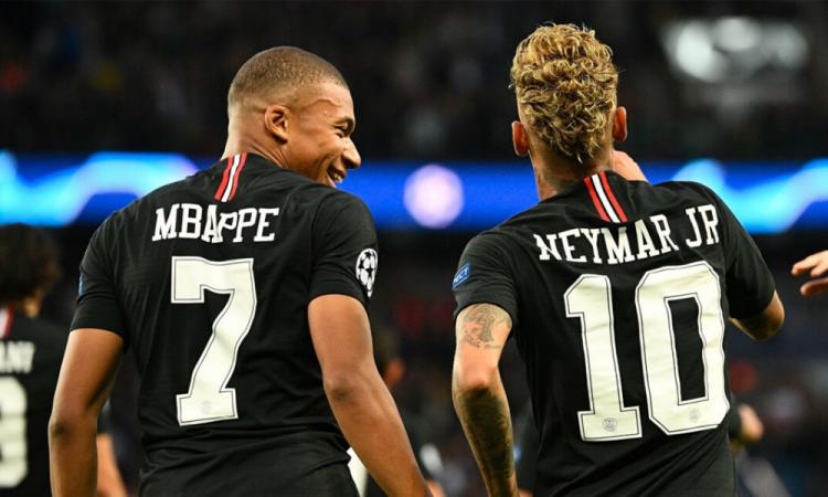 El coronavirus impedirá que Mbappé y Neymar salgan del PSG