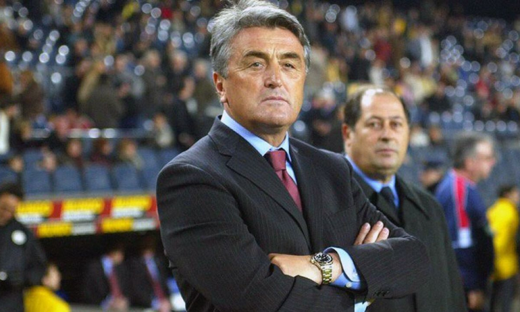 Falleció Radomir Antic, extécnico del Madrid, Barcelona y Atleti