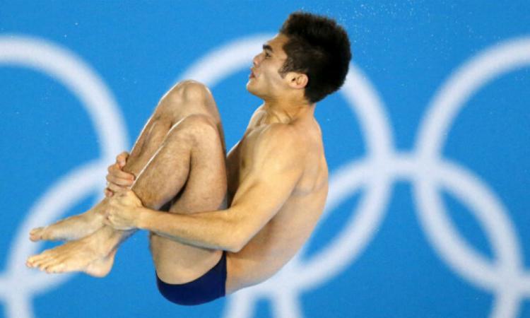 Así pasan los medallista olímpico Iván García y Paola Espinosa la cuarentena