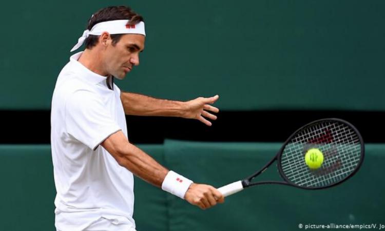 Federer reta a Nadal, Djokovic y hasta a CR7