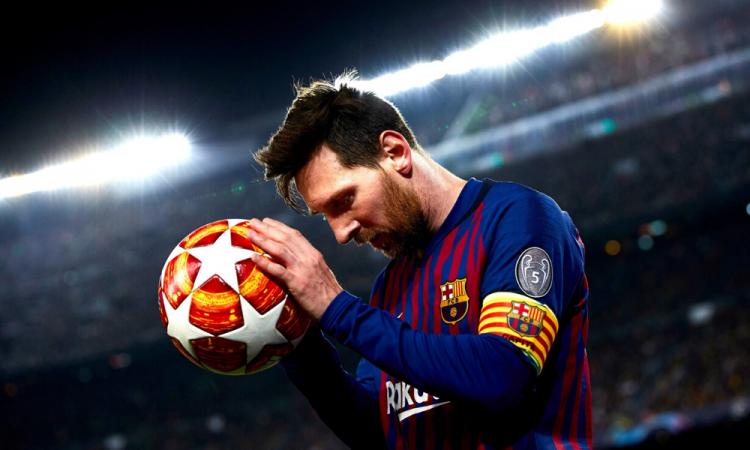 Un mes sin los goles de Messi, un mes sin la alegría del futbol