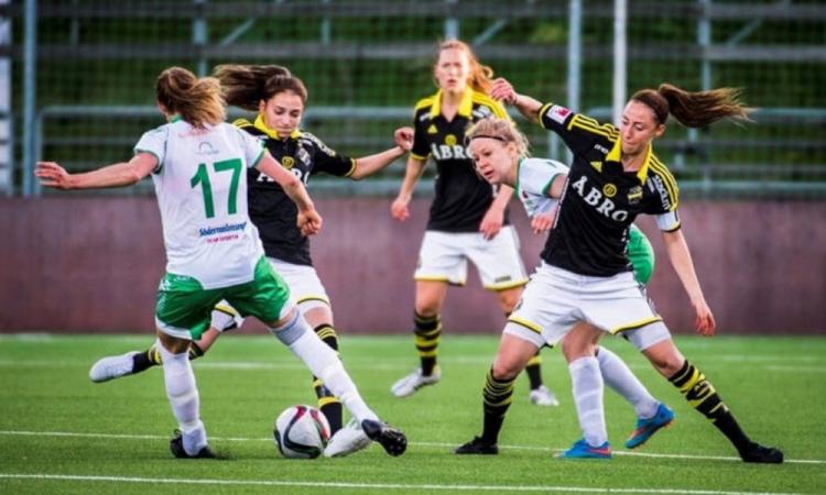 El futbol en Suecia ve la luz; reanudarán con torneo amistoso femenino