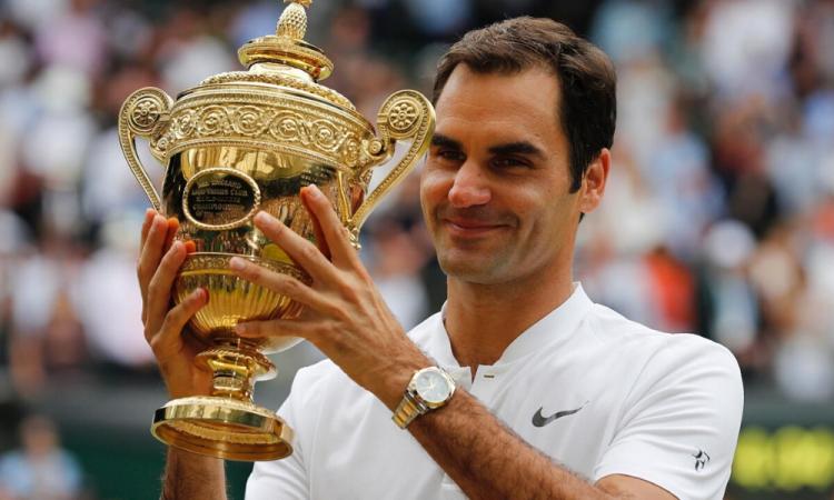 Wimbledon y Federer hicieron esto para homenajear al personal médico