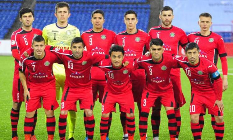 La ausencia del futbol por el coronavirus puso en el mapa a Tayikistán