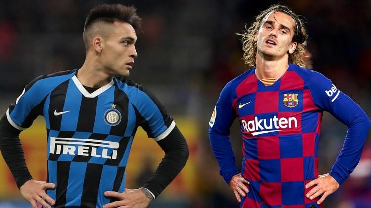 Si Lautaro llega al Barça, la moneda de cambio que pedirá el Inter será Griezmann