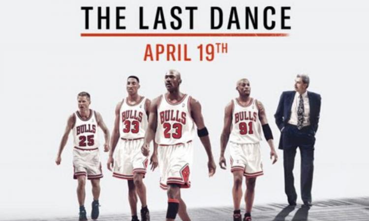 The Last Dance, una mirada nostálgica a los Chicago Bulls de Jordan