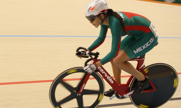 Yareli Salazar, la esperanza del ciclismo mexicano en Tokio 2020