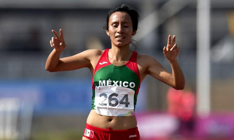 Brenda Flores busca resurgir en el atletismo y consagrase en Tokio 2020