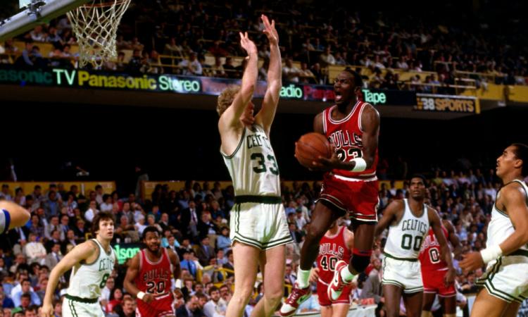 El día que Michael Jordan hizo realidad su primera profecía