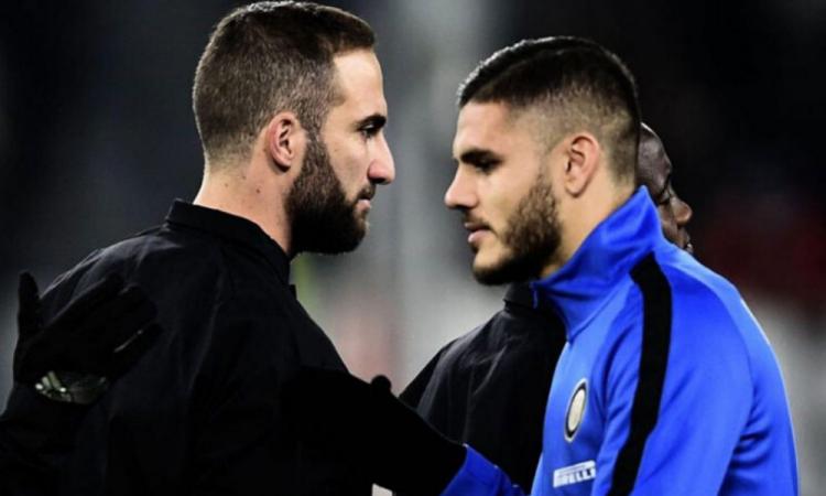 La Juventus ve en Mauro Icardi el sustituto ideal de Higuaín