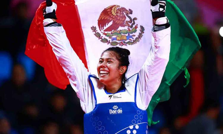No haber clasificado a Río 2016 me hizo pensar en el retiro: Briseida Acosta