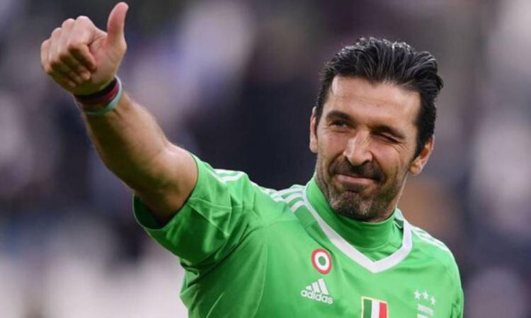 Cassano revela que Buffon buscará llegar al Mundial de 2022