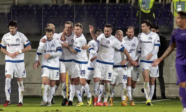 Así avanza la liga de Bielorrusia tras seis jornadas