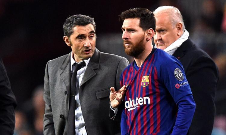 Confesiones de cuarentena: Entrenar con Messi no se puede comparar con nada