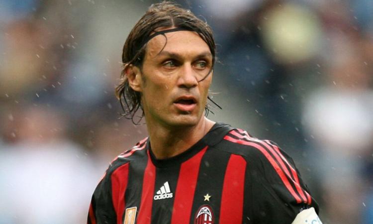 Paolo Maldini: Soy el jugador más perdedor de la historia